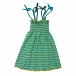 Spaghetti-Kleid