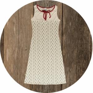 Nachthemd (armlos)