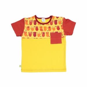 Shirt mit Tasche