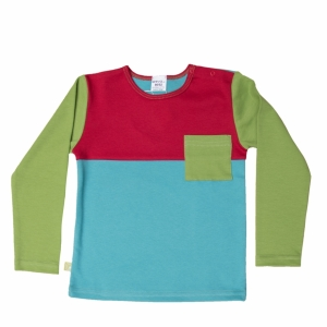 Long sleeve t-shirt with pockets