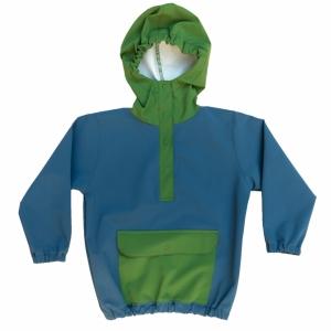 Rain - hooded jacket