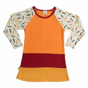 raglan dress