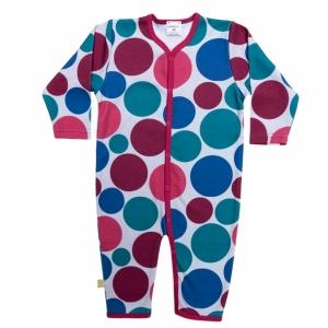 Pyjamaoverall ohne Füße