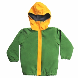 rainjacket with inner lining