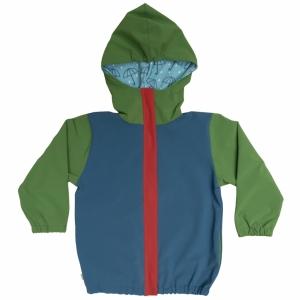 rainjacket with inner lining