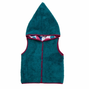 Fleece- Reversible Gilet