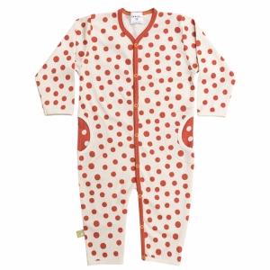 Pyjamastrampler ohne Füße