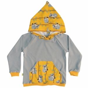 Shirt with hoodie