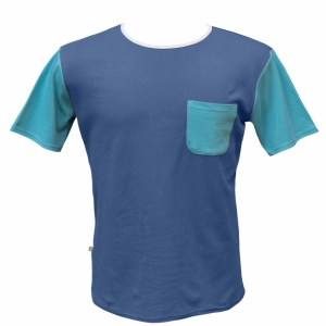 short-sleeved shirt with pocket