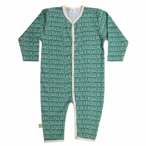 Pyjamastrampel ohne Füße