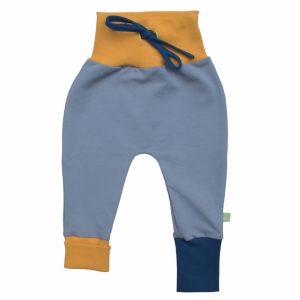 With-growing romper pants