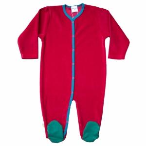 Pyjama with nicki fabric
